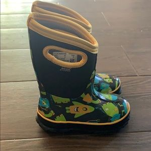Bogs boots toddler